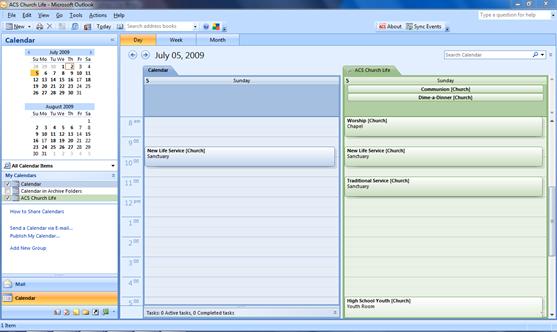 Membership data meets Outlook